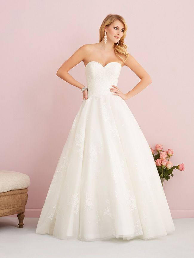 Looking For Vintage Lace Wedding Dresses Youll Love Allure Romance