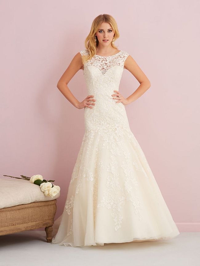 Allure Romance Fall Wedding Dresses 2014 wedding dresses youll love