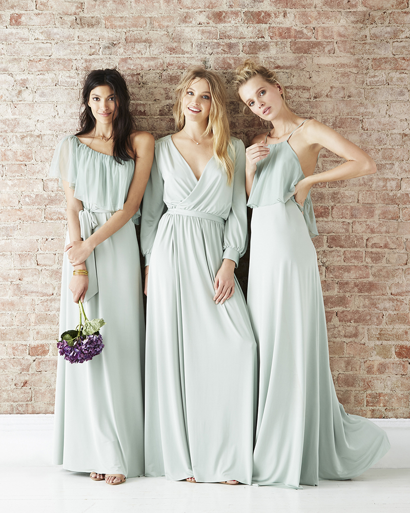 35 Of The Hottest Bridesmaid Dresses For 2017/2018