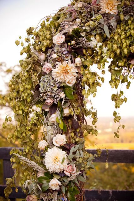 autumn-wedding-pinterest- Found on thefullbouquetblog.com