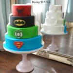 grooms-cake-daisyandfred-Superhero