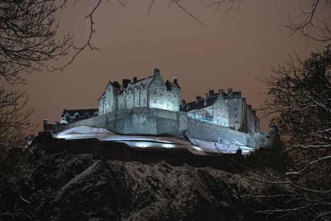 halloween-chillisauce-Edinburgh castle