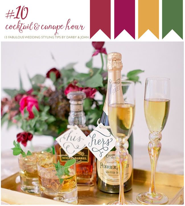10-cocktail-hour-13-fabulous-wedding-styling-tips-from-darby-and-joan