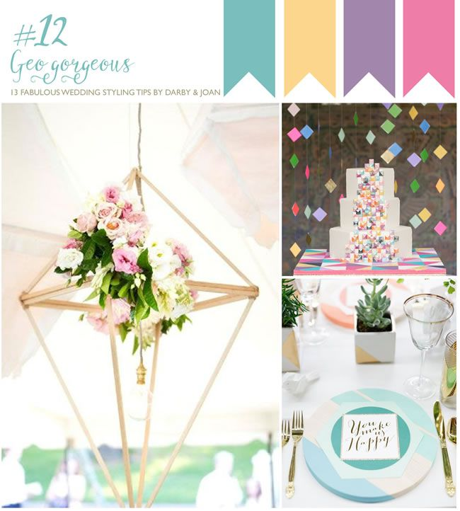 12-geometrics-13-fabulous-wedding-styling-tips-from-darby-and-joan