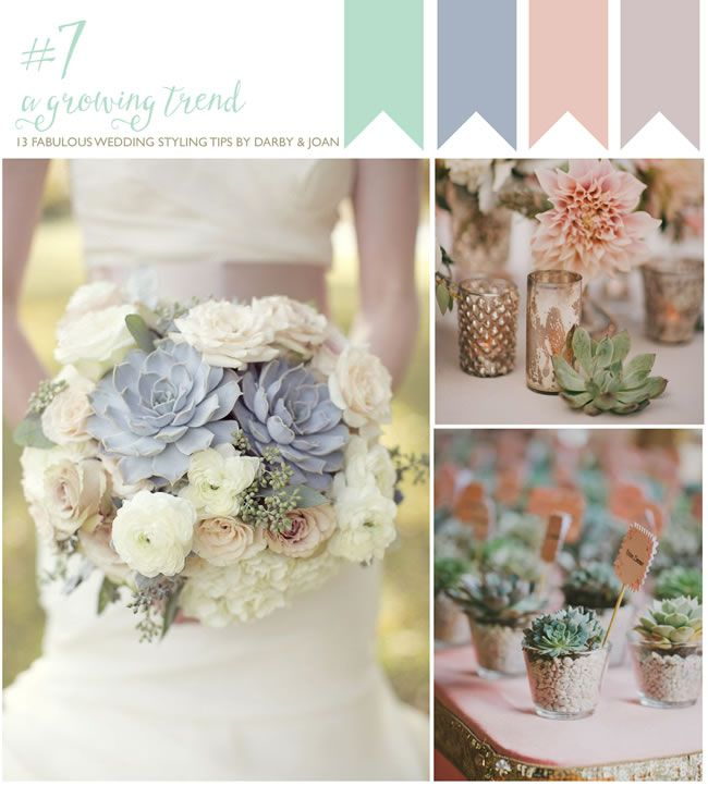 7-succulents-13-fabulous-wedding-styling-tips-from-darby-and-joan
