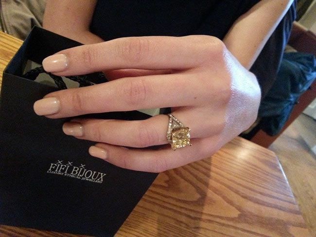 fairtrade-i-do-campaign-Amy Ring on finger