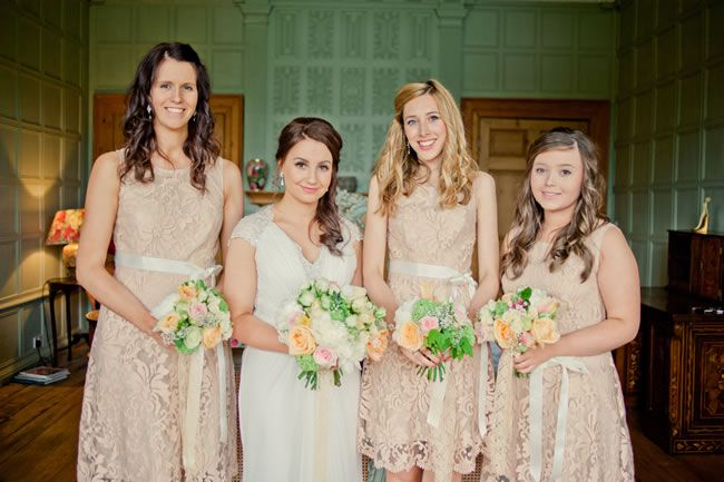 Make your bridesmaids boho beauties with these top tips