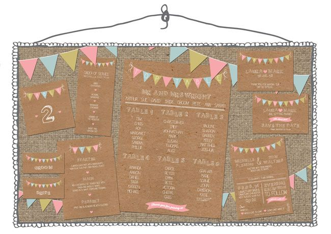 the-invite-shack-bunting collection