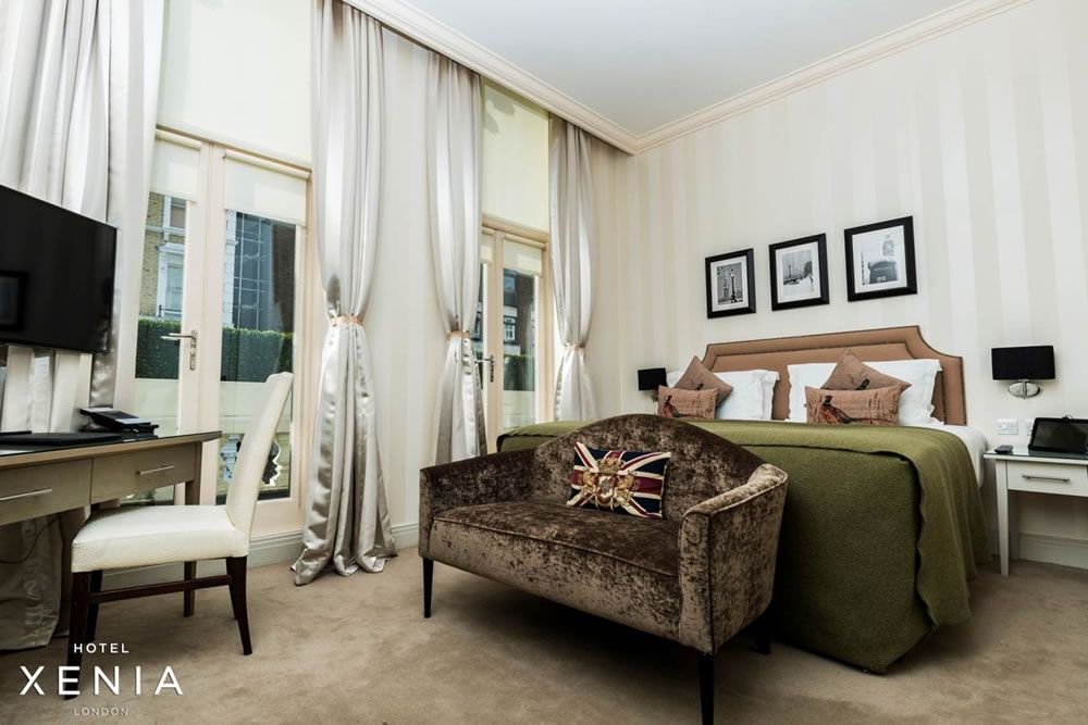 hotel-xenia-wersha-Xenia Executive Room with Private Double Terrace