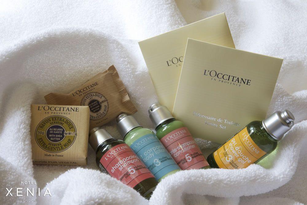 hotel-xenia-wersha-Xenia L'Occitane Bathroom Product