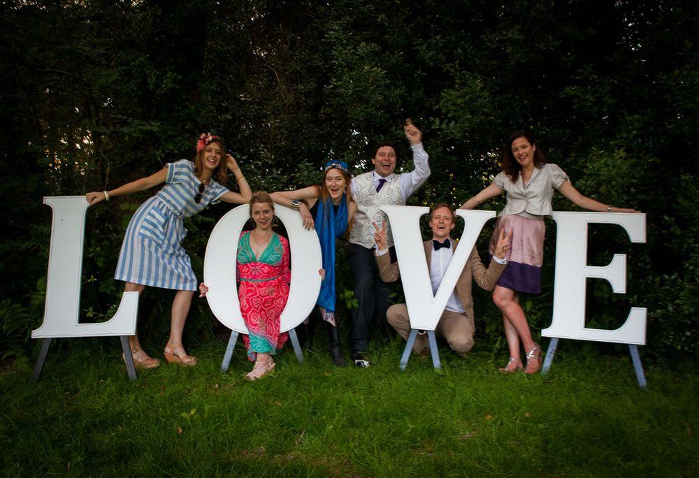 wedding-planning-resolutions-2. Philip Vokers credit - Interactive giant props
