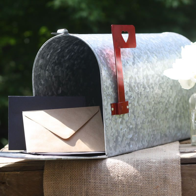 10-wedding-decorations-no-reception-American Style Wedding Mailbox 48 The Wedding of my Dreams