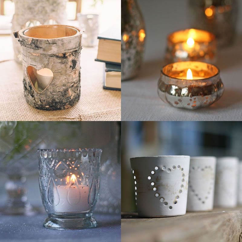10-wedding-decorations-no-reception-tea light holders