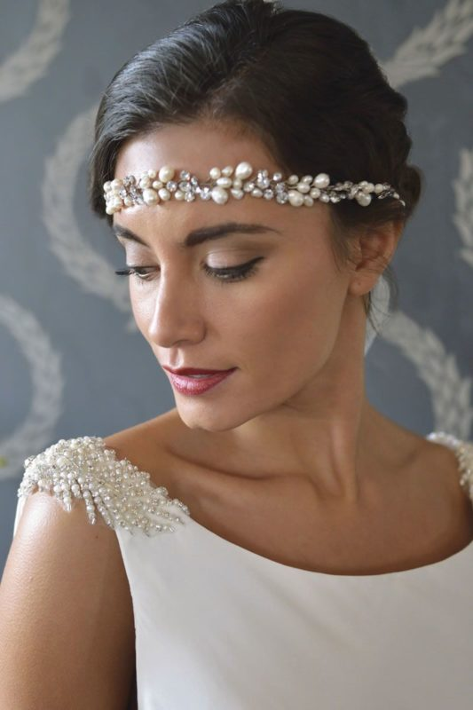 Wedding Hair Accessories: Your Guide to Bridal Hair Accessory Ideas vintage hair accessory