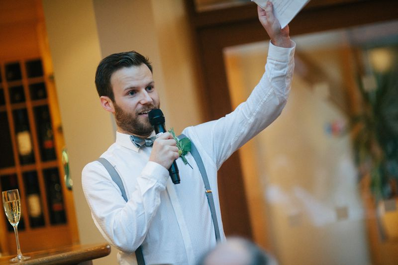 If you had to pick the most challenging of wedding speeches, it would be the best man speech - here are 5 things to DEFINITELY avoid in yours! mikiphotography.co.uk