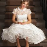 6-of-the-best-short-dresses-Amy - Love & Romance Collection - Qiana Bridal.
