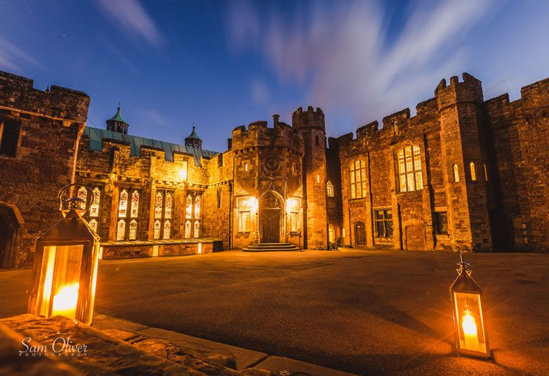 berkeley-castle-romantic-venue-Inner Bailey