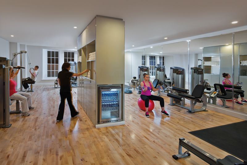 hilton-wedding-workout-Waldorf Astoria Caledonian Edinburgh Gym_HR