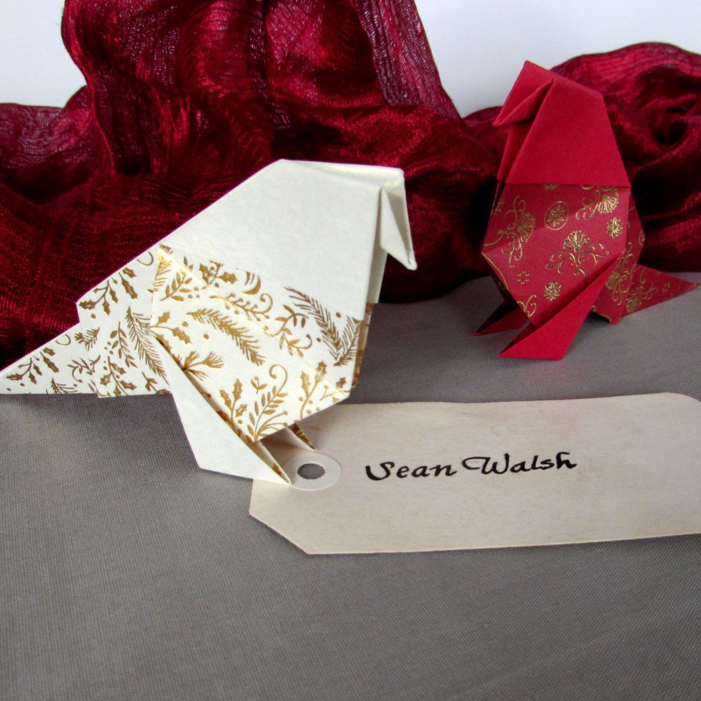 sensational-ways-to-say-thank-you-004 The-Origami-Boutique-favour-birds
