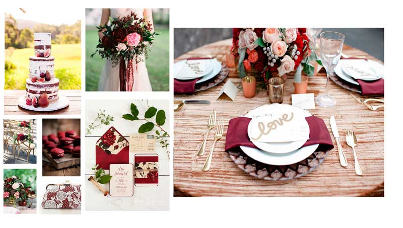 7-new-wedding-reception-decor-trends-for-the-summer-3---Marsala-inspired
