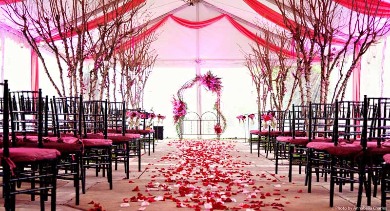 7 New Wedding Reception Decor Trends For The Summer