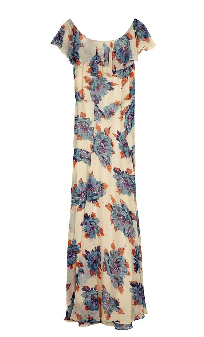 asos-bridesmaid-collection-ASOS Cam Rose soft maxi print_ú70