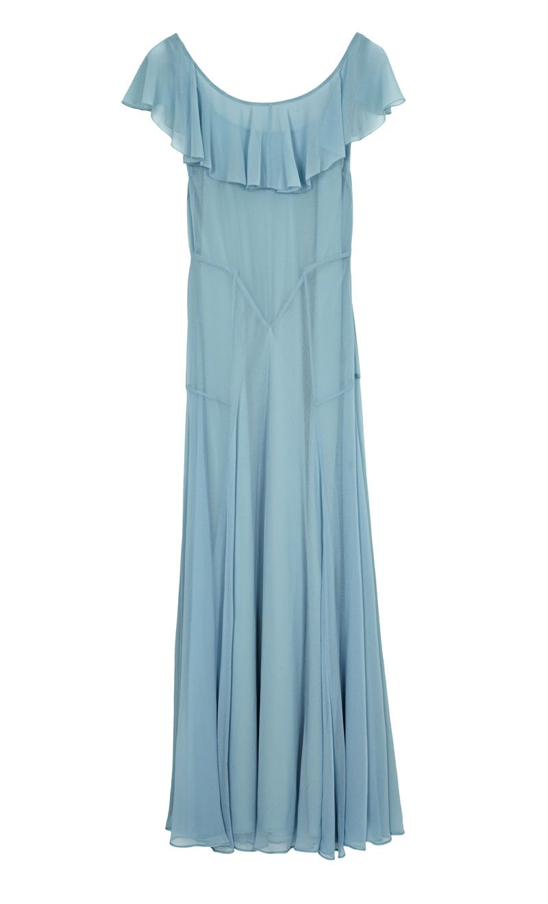 asos-bridesmaid-collection-ASOS Maxi dress with soft frill_ú65