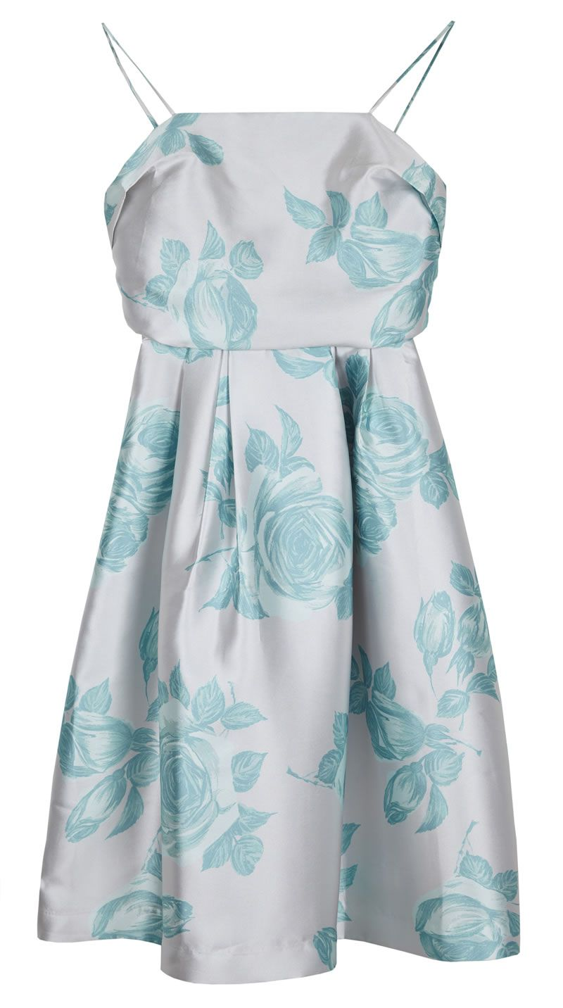 asos-bridesmaid-collection-ASOS Watercolour mint rose dress_ú70