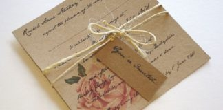 best-rustic-wedding-stationery-no9designs.co.uk English Garden Invite - 3.30