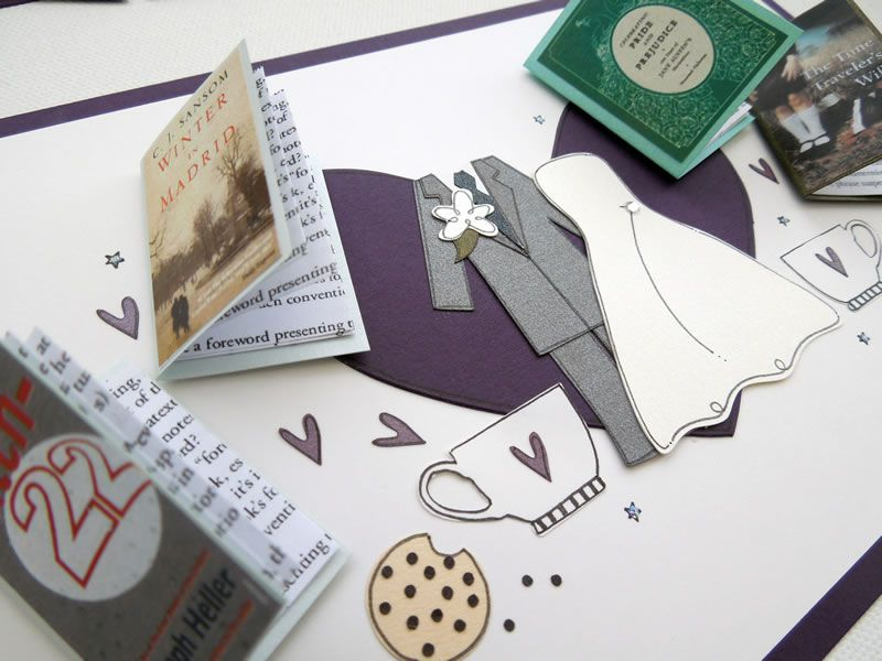 bunny-delicious-Book themed table plan