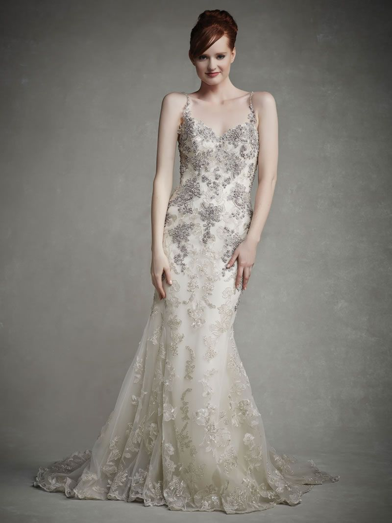 Best Lace Wedding Dresses fishtail