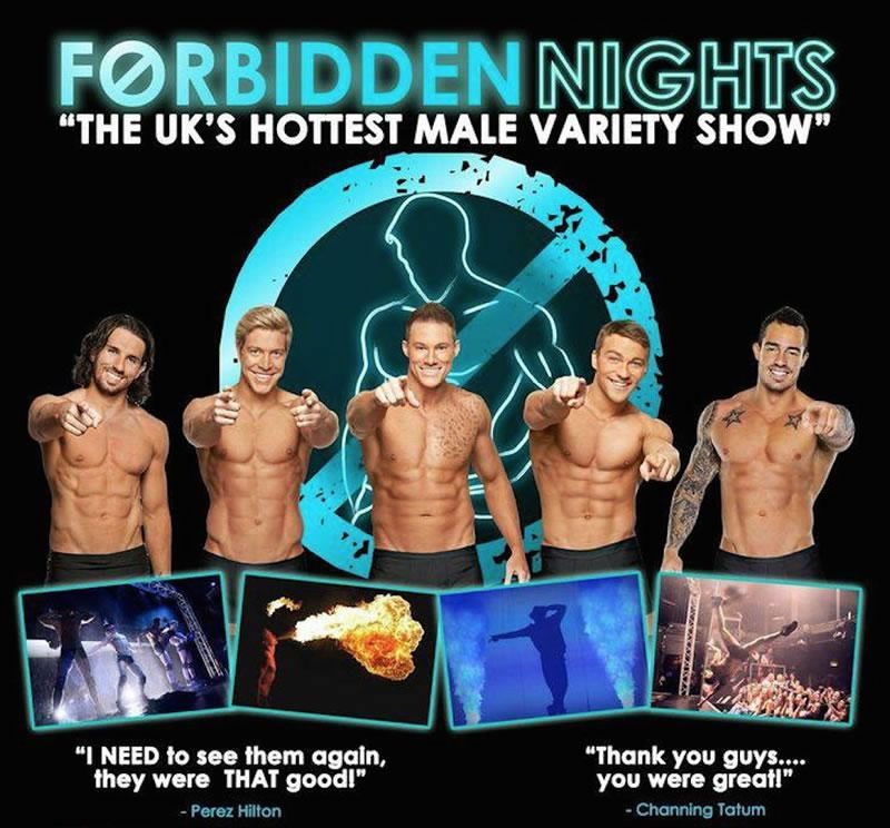 forbidden-nights-Wedding Ideas – March Competition