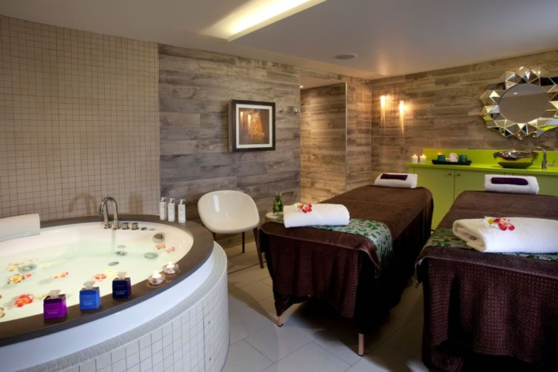headland-hotel-romantic-getaway-Headland Spa Couples Treatment Room