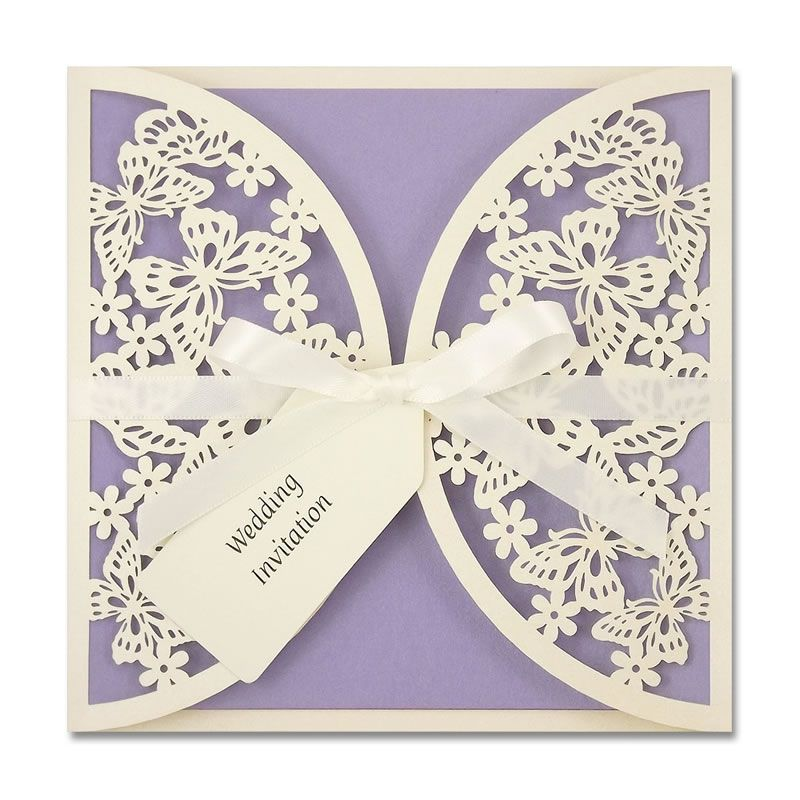 pure-invitation-diy-stationery-Butterflies Laser Cut from 3.10