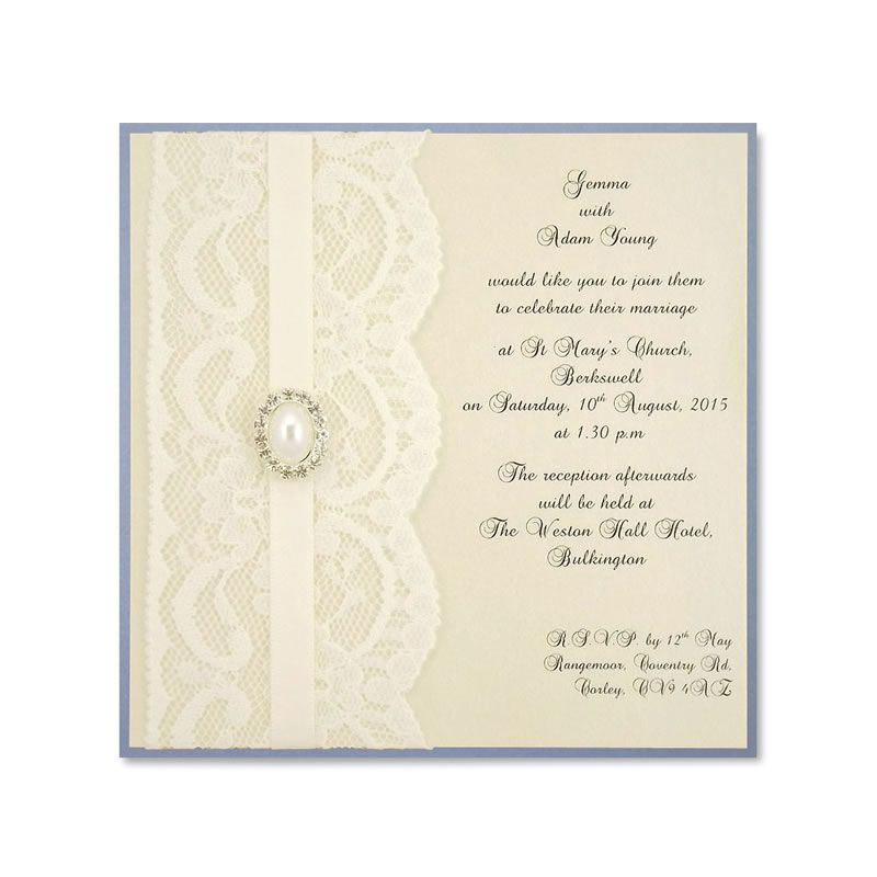 pure-invitation-diy-stationery-Vintage Lace Layered Square from 1.64