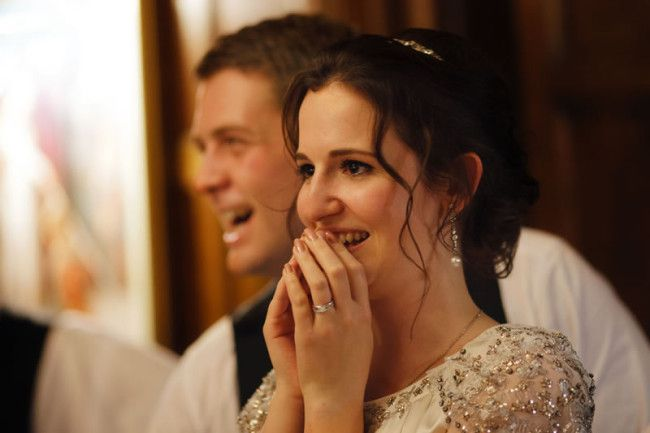 Bride - What Your Bride Wants to Hear in Your Groom's Speech