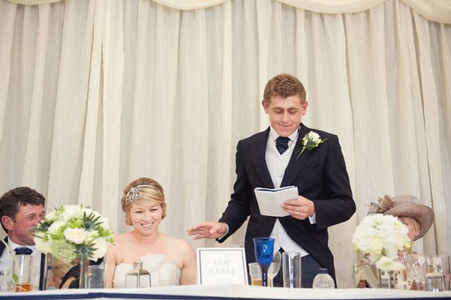 Groom giving speech - What Your Bride Wants to Hear in Your Groom's Speech