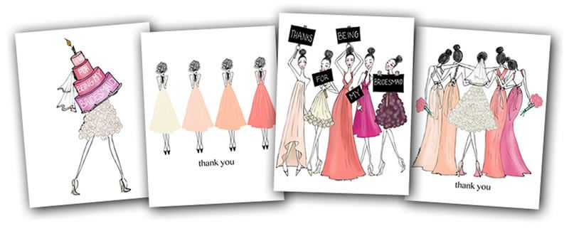 15-gifts-for-your-bridal-party-twobirds-thank-you-cards