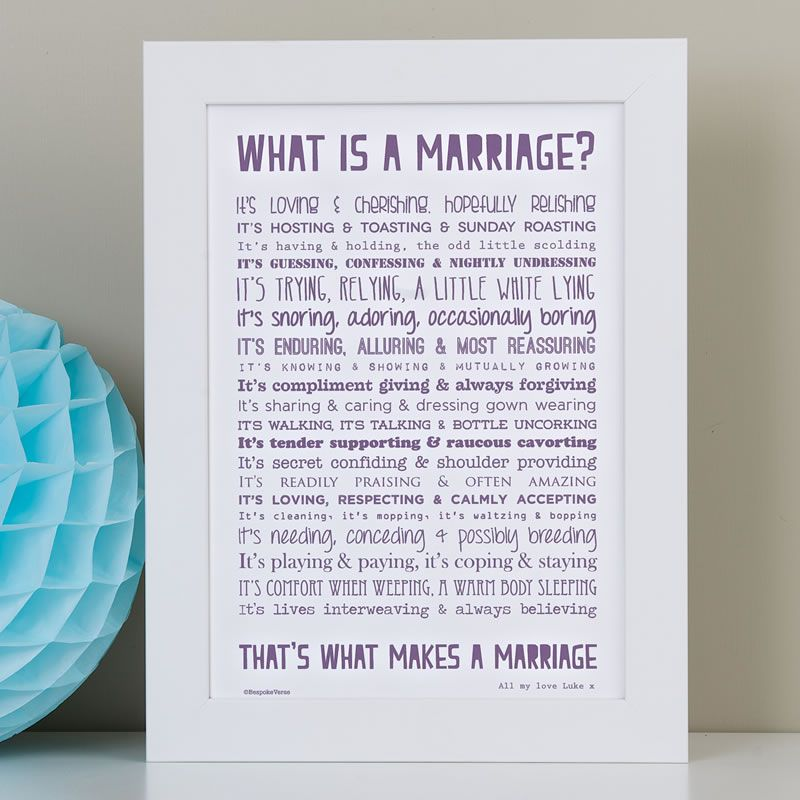 Wedding Poems For Bride And Groom: 7 Best Prints To Give As Wedding Gifts