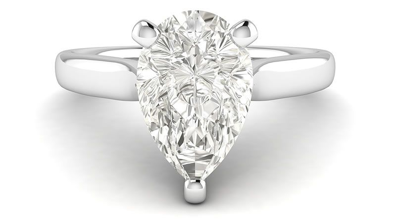 bespoke-diamonds-engagement-ring-Pear