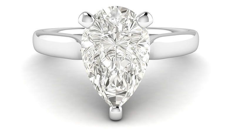 bespoke-diamonds-engagement-ring-Pear