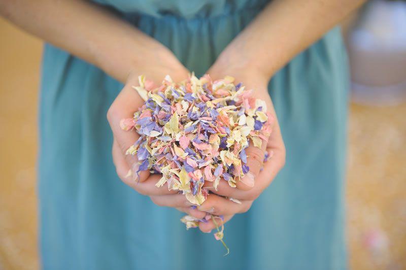 confetti-ideas-ShropshirePetals.com Handful of Summer Nights £11.25 per litre