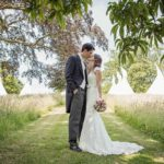 pennard-house-festival-wedding-susan and luca wedding tipi photo