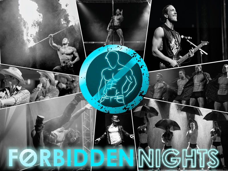 Forbidden Nights Competition - 2