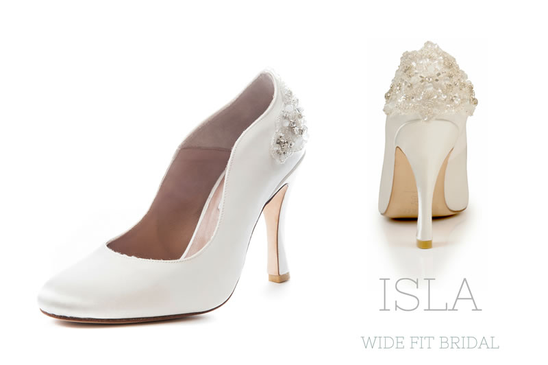 Sargo Shoes Wide Ing Isla Fit Bridal