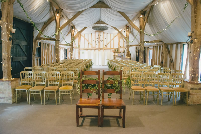 south-farm-last-minute-wedding-tips-Tudor Barn Ceremony