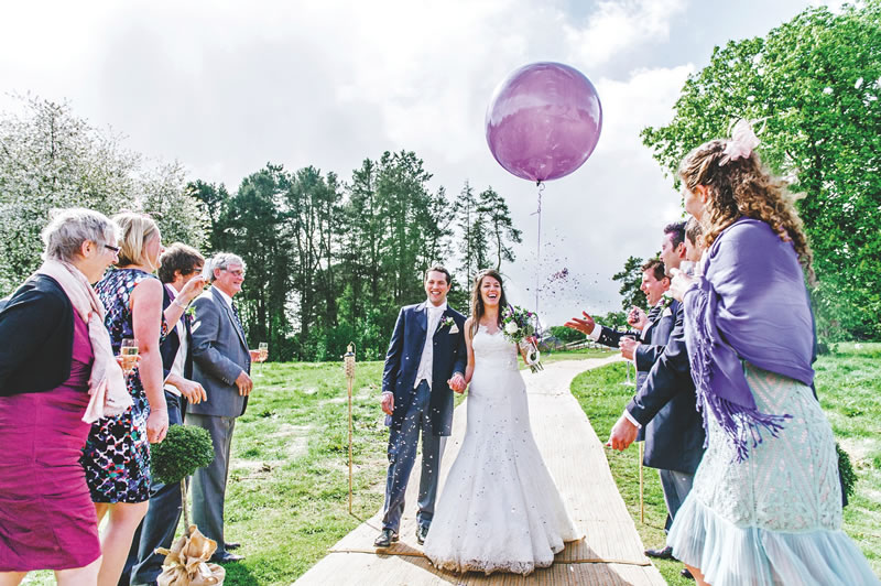 ways-to-impress-your-guests-Matt and Molly's Gloucestershire Tipi Wedding by Bigeye Photog