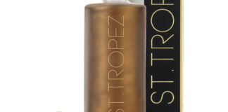best-fake-tans-emily-berryman-ST.TROPEZ Self Tan Luxe Facial Oil 30ml with Box (pipette pictured)