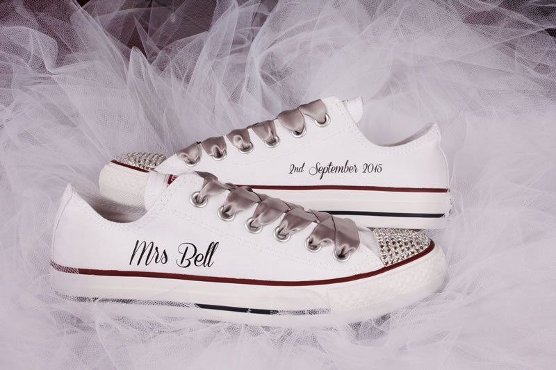 347ef3c79b48 The perfect choice for personalised wedding shoes is here!