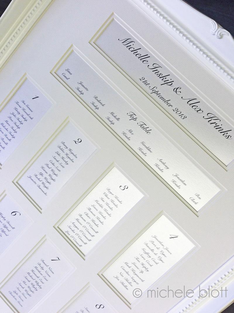 elegant-wedding-stationery-Sheer Elegance Collection